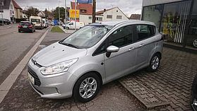 Ford B-MAX Cool&Connect, Winterp. Ppilot, AHK, 7J. Garantie